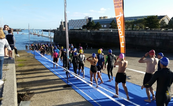 Le Triathlon de Cherbourg