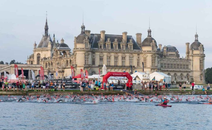 Triathlon de Chantilly 2017